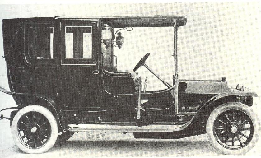 1910 Fiat Tipo 3