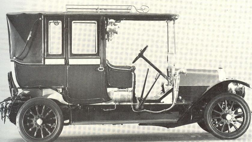 1910 Fiat Tipo 4