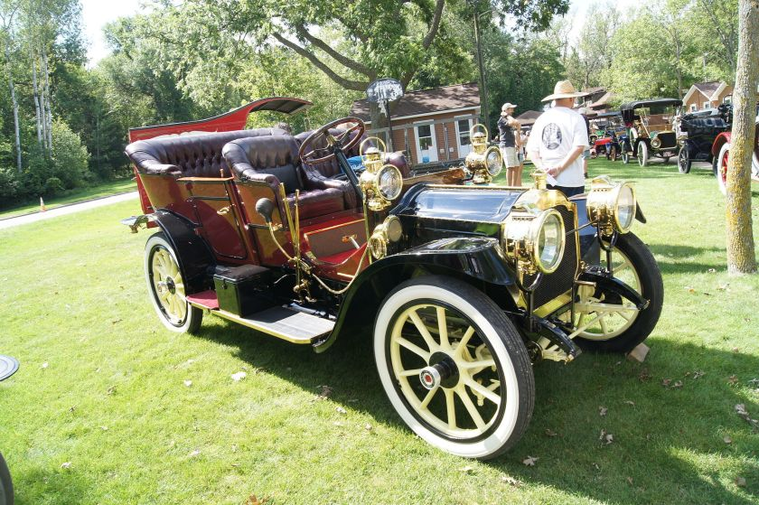1910 Packard Eighteen Touring Serie NB