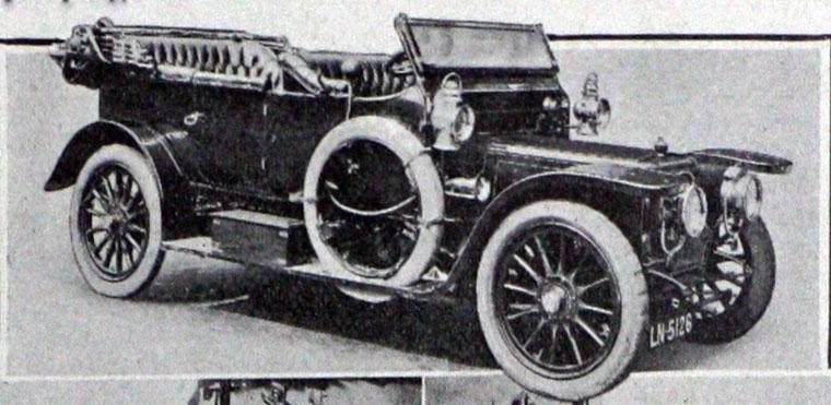1910 Panhard-Levassor