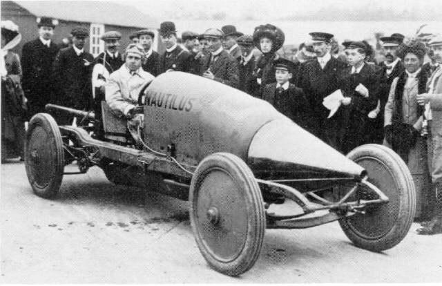 1910 Sunbeam Nautilus