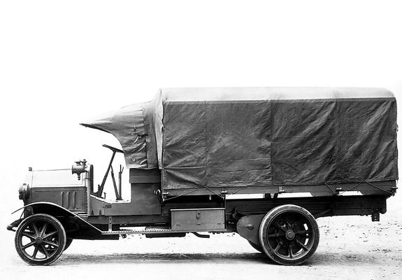 1911-1920 Fiat 18BL