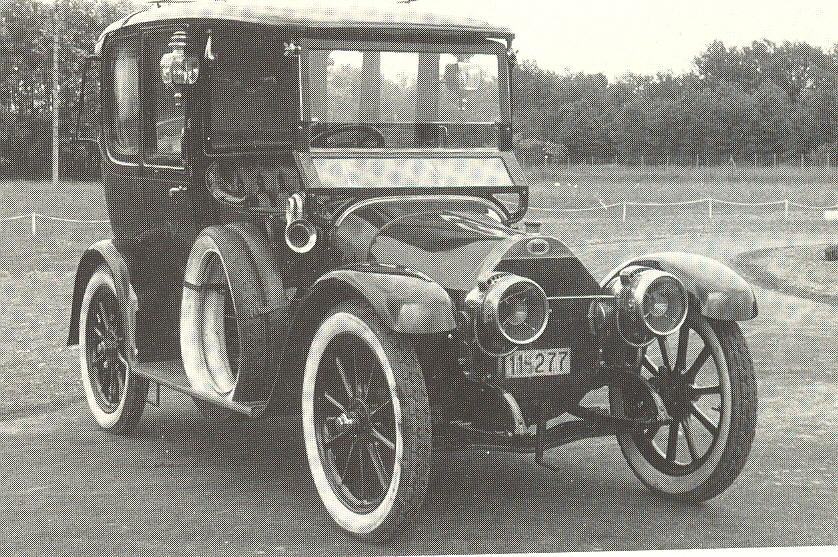 1911 Fiat Tipo 2