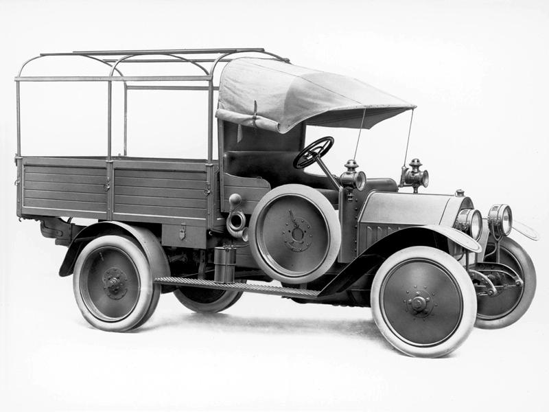 1911–21 Fiat 2 F