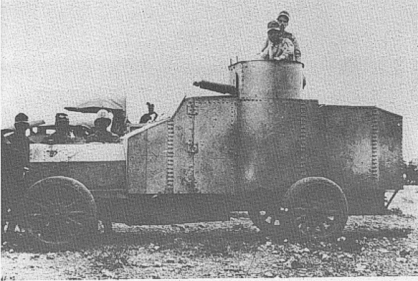 1912 Fiat-Arsenale Libia