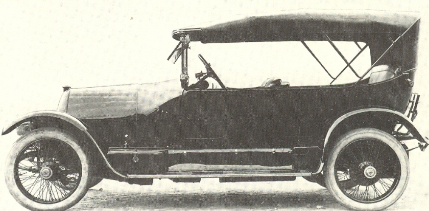 1912 Fiat Tipo 3Ter
