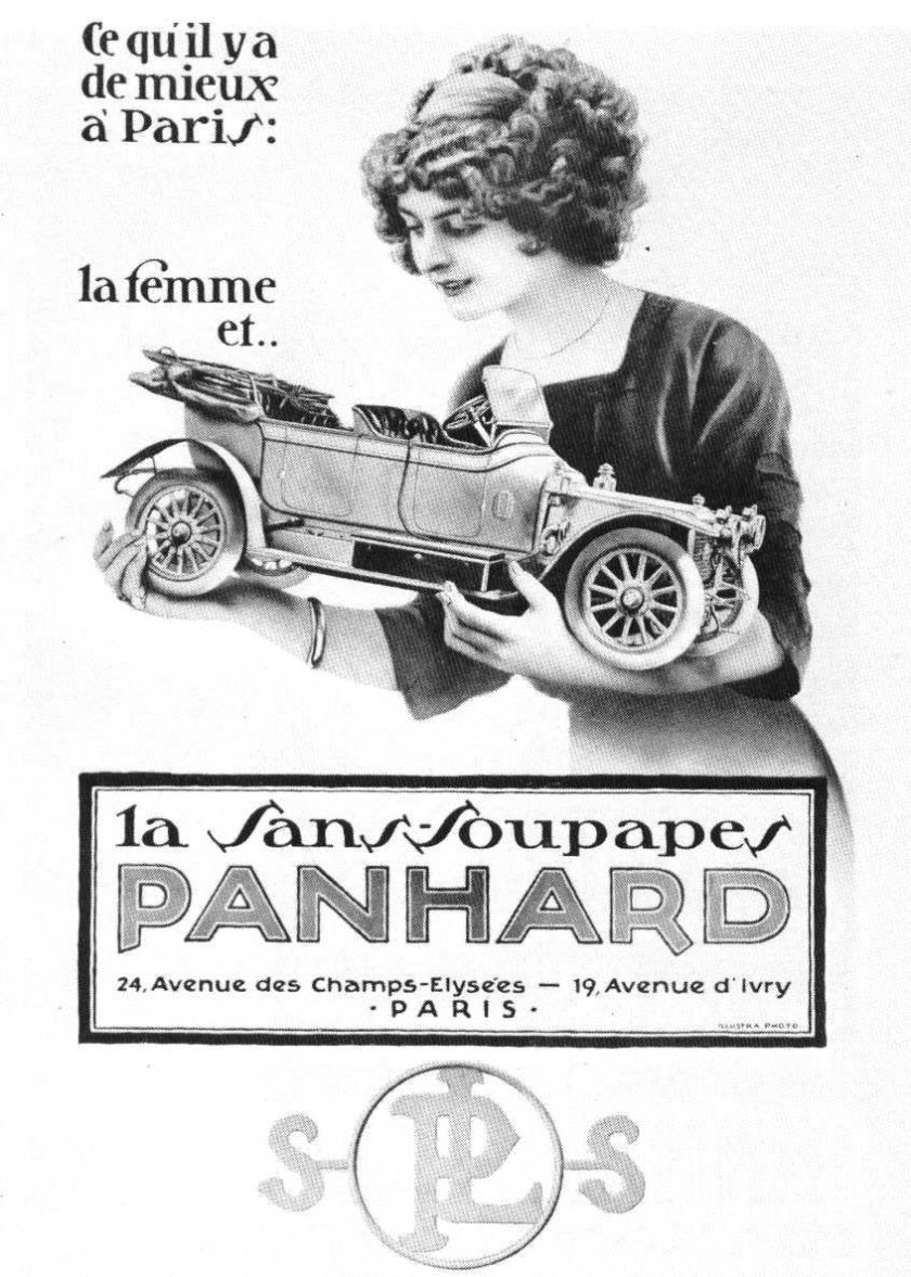 1912 panhard