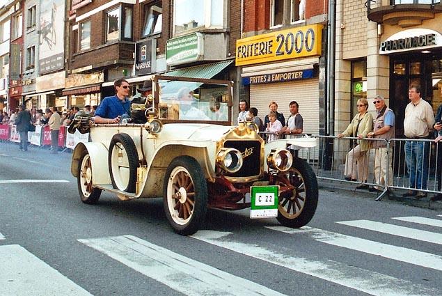 1913 BERLIET AK