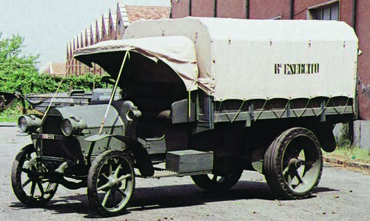 1914 FIAT-18BL
