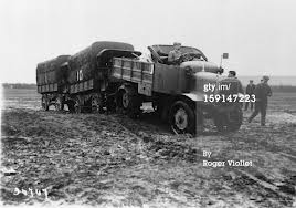 1914 Panhard truck Nogent 1914 News Photo 159147223