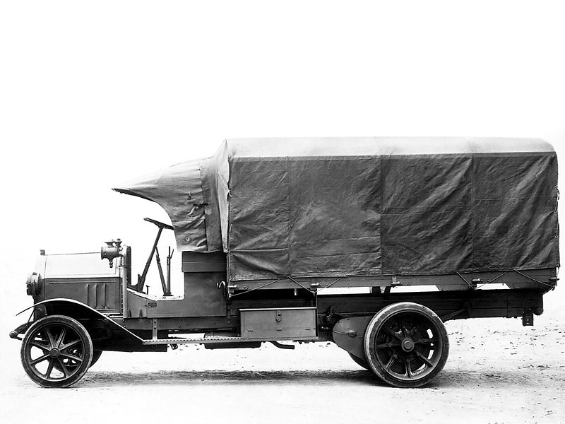 1914–21 Fiat 18 BLR