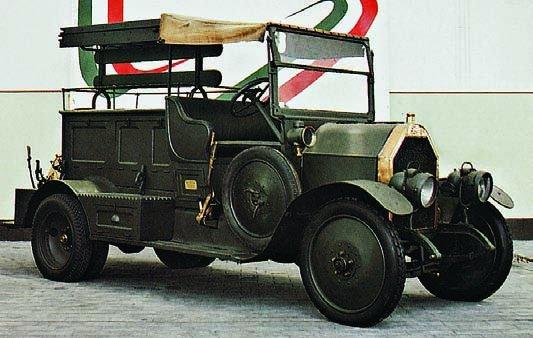 1915 FIAT-15 Ter