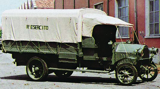 1915 FIAT-18BLR