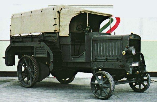 1915 FIAT-20В