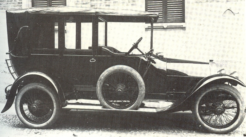 1916 Fiat Tipo 5