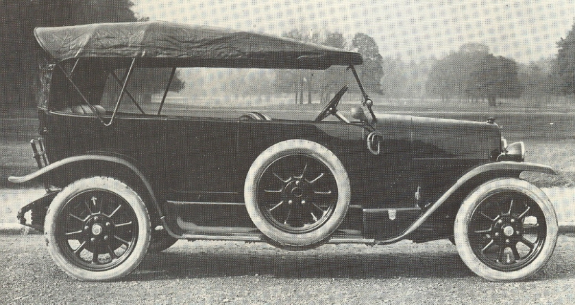 1919 Fiat 505 Torpedo