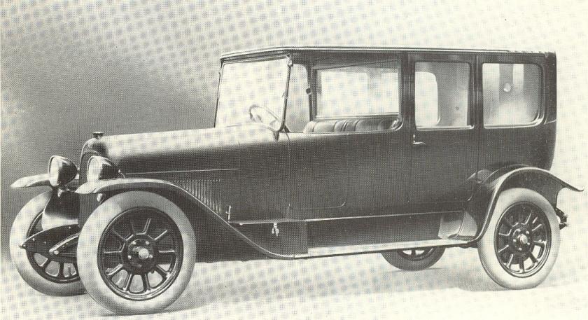 1919 Fiat 510 Series1