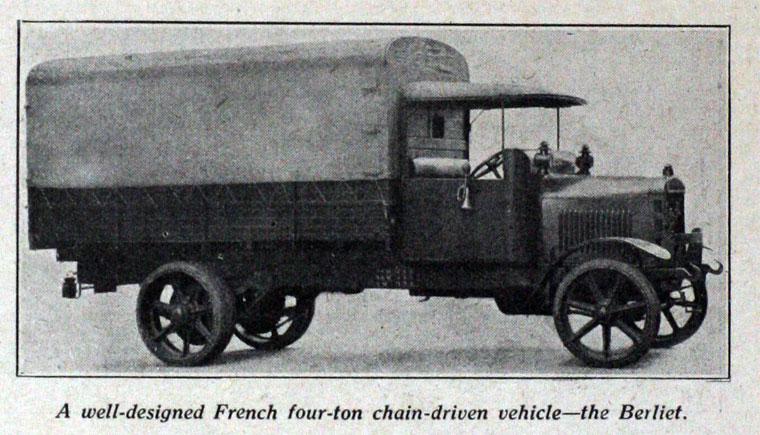 1920 Berliet a