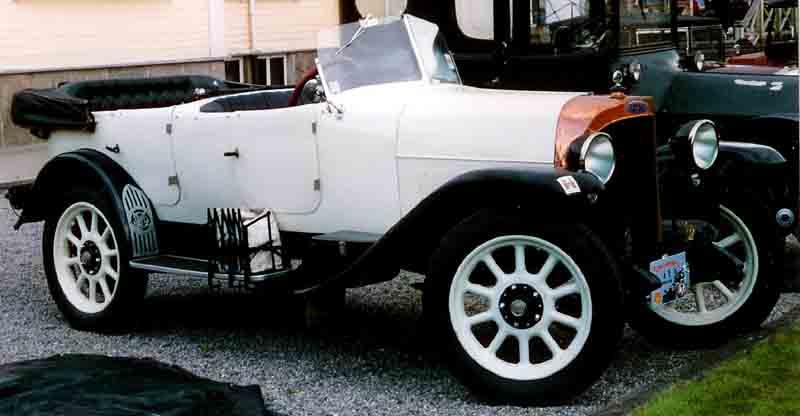 1922 Fiat 510 S
