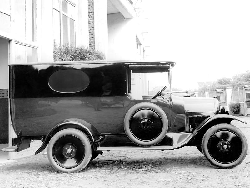 1923-26 Fiat 502 F