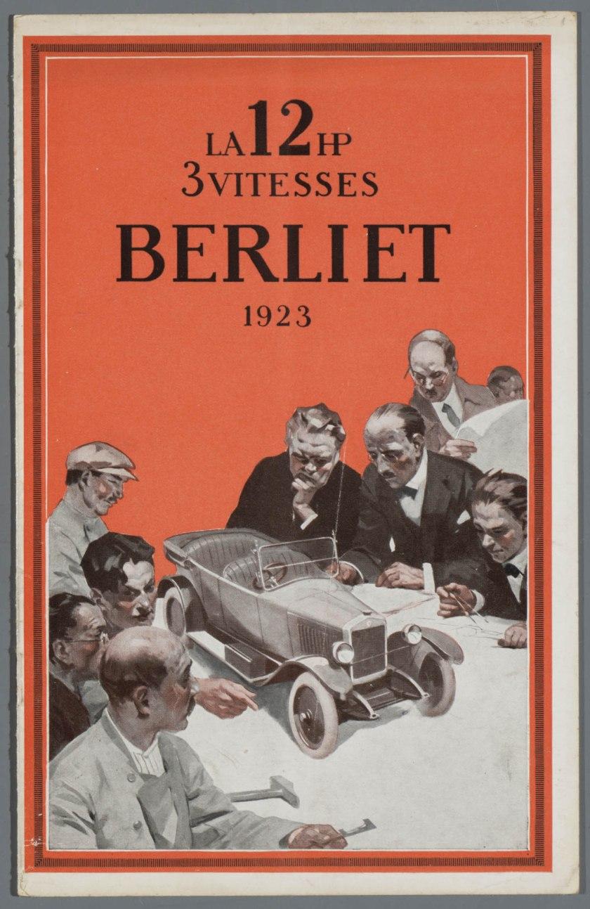 1923 Berliet
