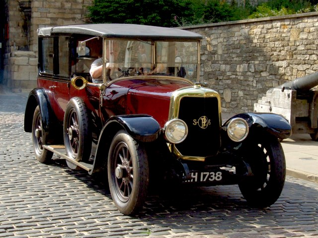 1924 Panhard et Levassor X46 2300cc Saloon by Salmons and Son, Tickford