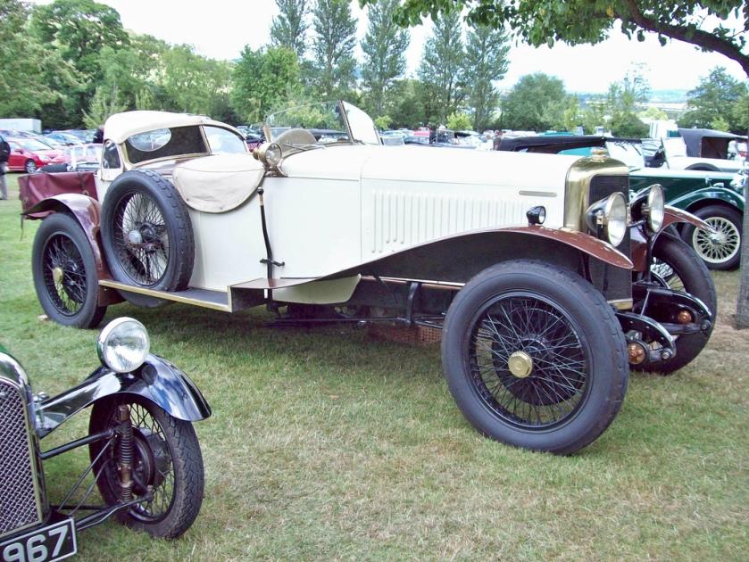 1924 Panhard Levassor Engine 6300cc