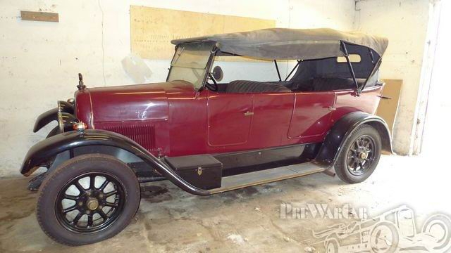 1925 Fiat 505 7 seater Touring