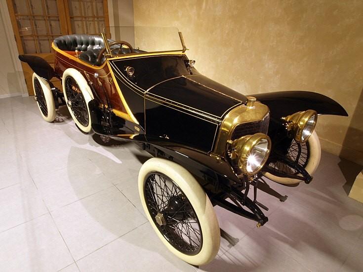1925 Panhard 4
