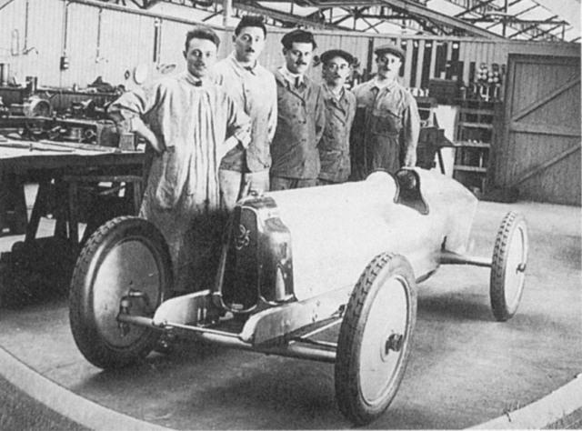 1926 Panhard Lame de Rasoir 1-5litre1