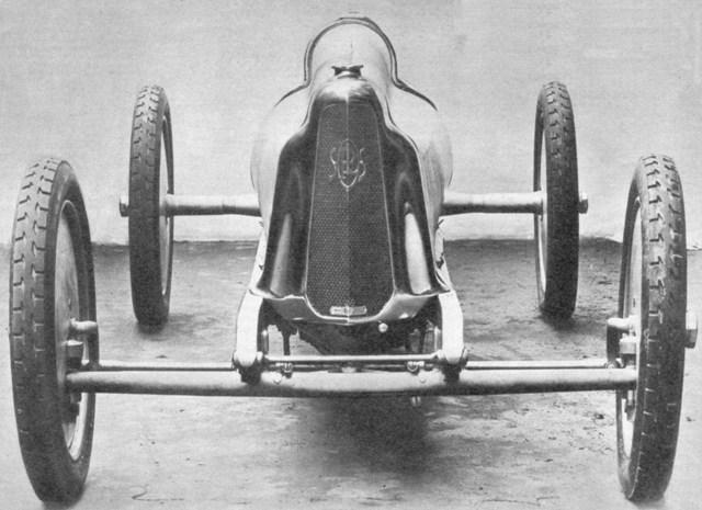 1926 Panhard Lame de Rasoir 1-5litre2