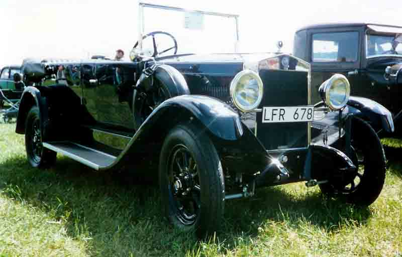 1927 Fiat 503 Torpedo
