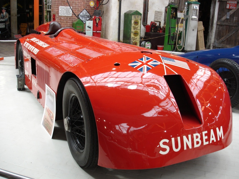 1927 Sunbeam 1000HP