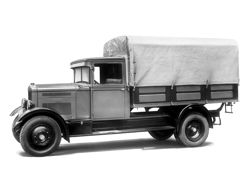 1929-31 Fiat 621 N