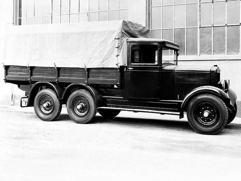 1929-31 Fiat 621 PN