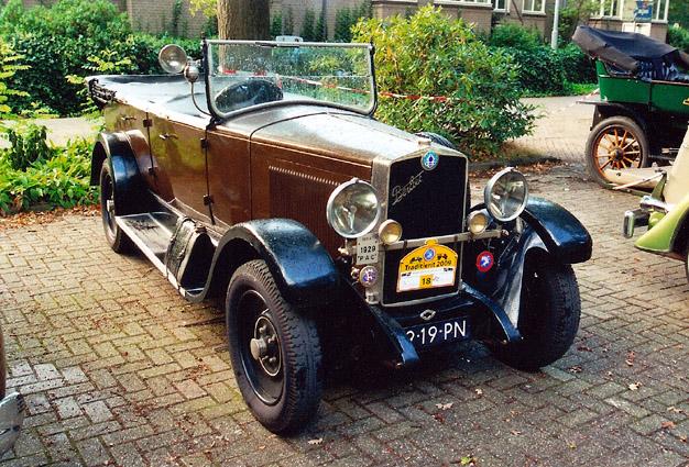 1929 BERLIET VIT II