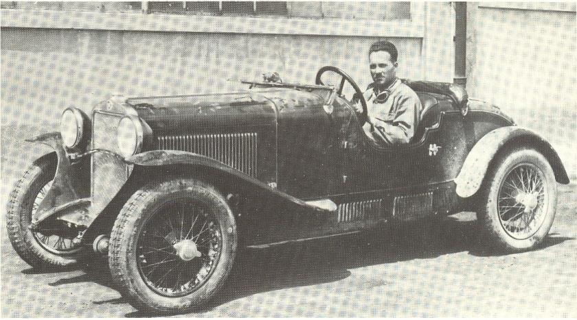 1929 Fiat 514 S