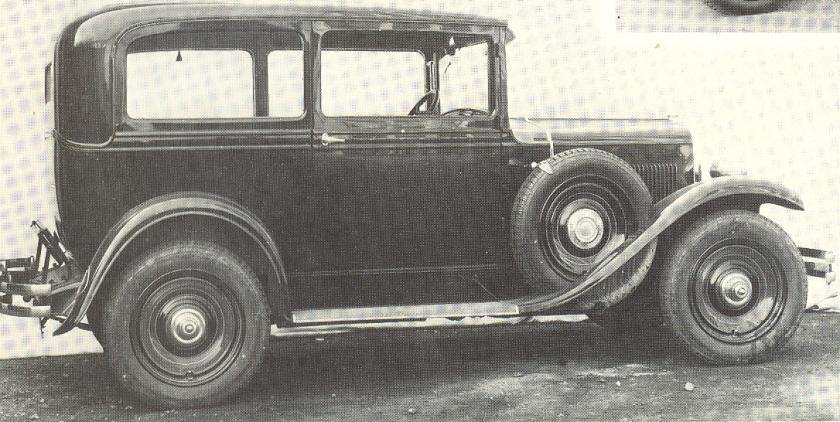 1929 Fiat 514 Sedan