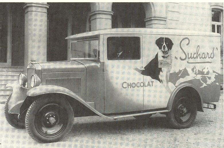 1929 Fiat 514 Van LWB