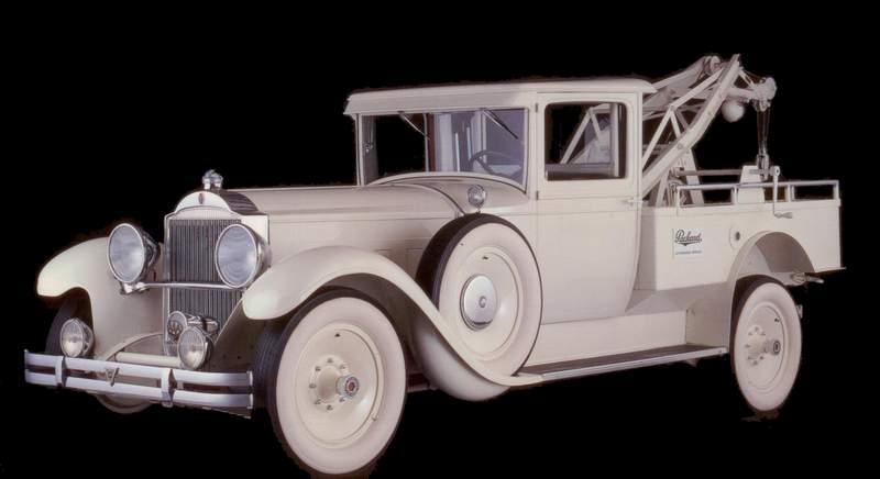 1929 Packard M640 Wrecker