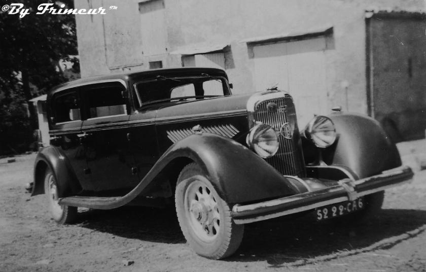 1930-34 Panhard