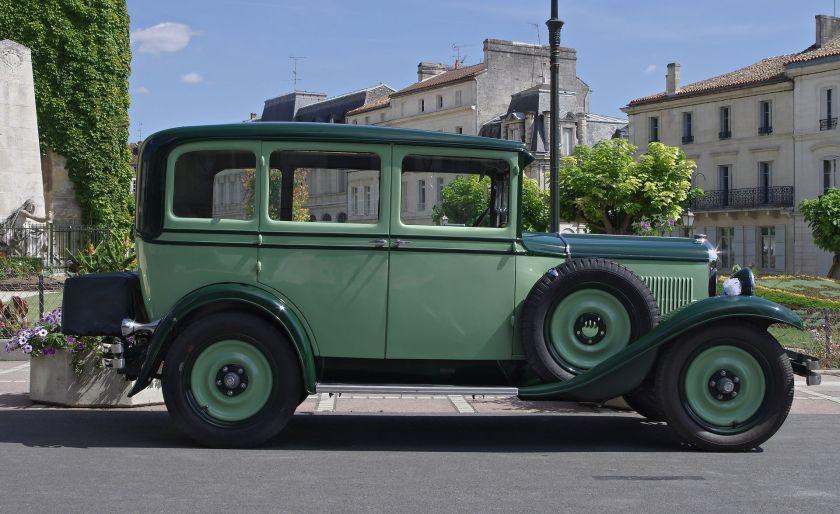 1930 Fiat 514 L