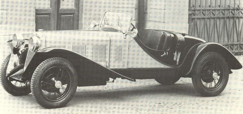 1930 Fiat 514 MM