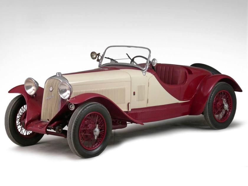 1930 Fiat 514MM Roadster