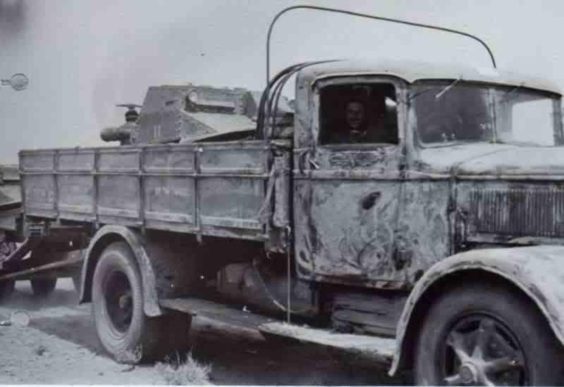 1931-39 Fiat 634 carri l3