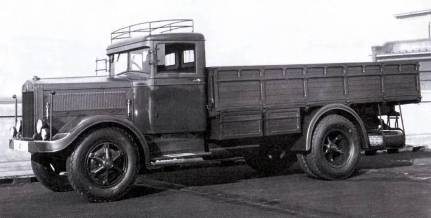 1931-39 Fiat 634N1