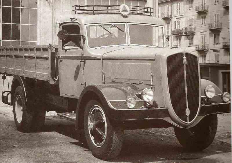 1931-39 Fiat 634N2