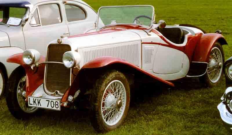 1931 Fiat 514 CA Spider