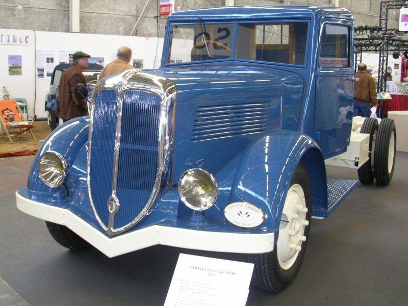 1933 Berliet vda f