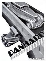 1933 Panhard Truck